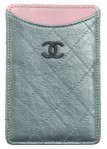 Chanel-Silver-and-pink-iPhone-holder-478x667